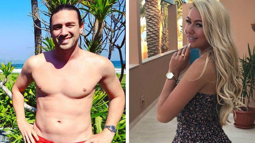 Zufall? Bachelor-Daniel & Chethrin sind beide auf Mallorca!