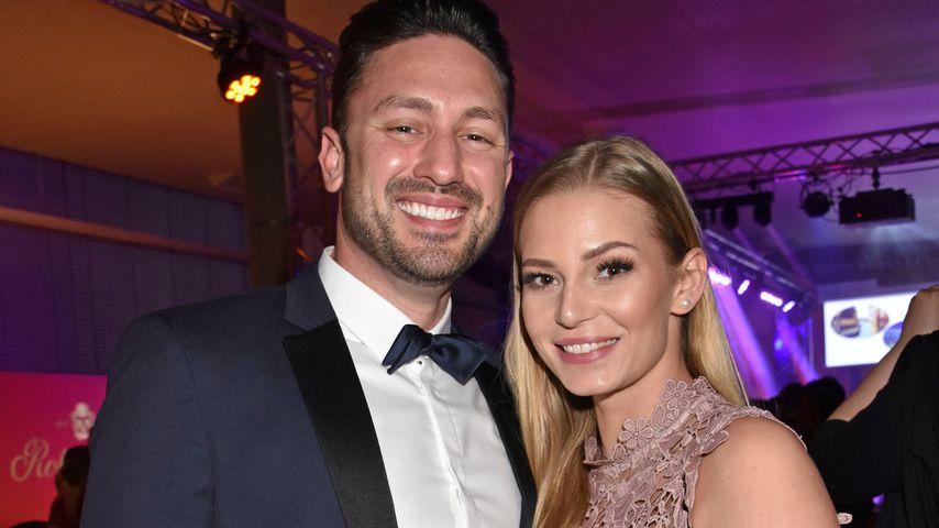 Daniel Völz und seine Freundin Lisa