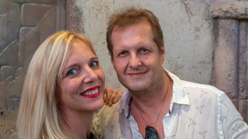 Daniela und Jens Büchner, September 2018