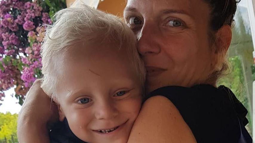 Nach Jens' Tod: Danni Büchner klammert sich an ihre Kids!