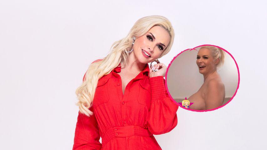 OP-Pläne im TV: Hier zeigt Daniela Katzenberger ihre Brüste