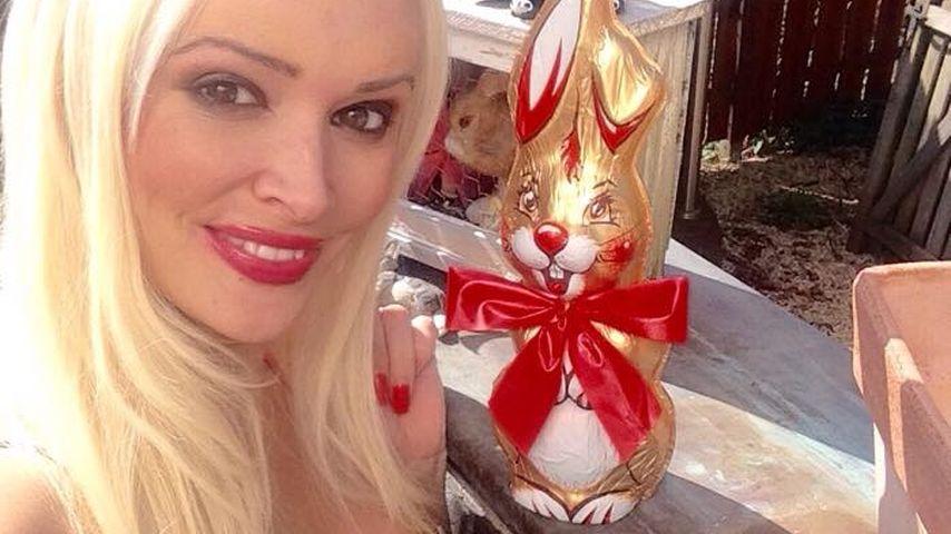 Hoppla: Schwangere Daniela Katzenberger als sexy Bunny