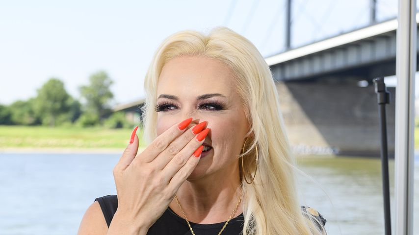 Daniela Katzenberger im Juni 2019