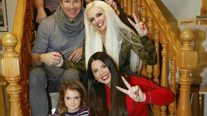 Nach Zoff: Daniela postet erstes Familien-Pic mit Jenny!