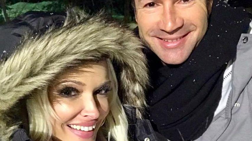 Daniela Katzenberger und Lucas Cordalis auf einem Facebook-Bild im November 2016
