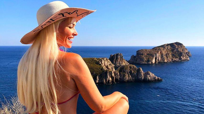 Daniela Katzenberger auf Mallorca