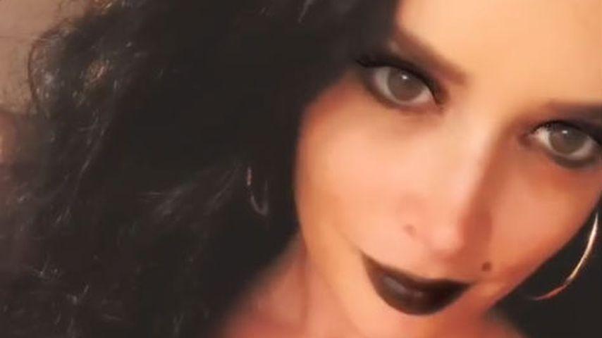 Daniela Katzenberger, Halloween 2018