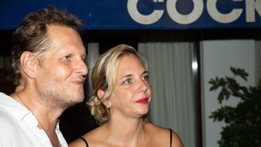 Daniela und Jens Büchner im Sommer 2018