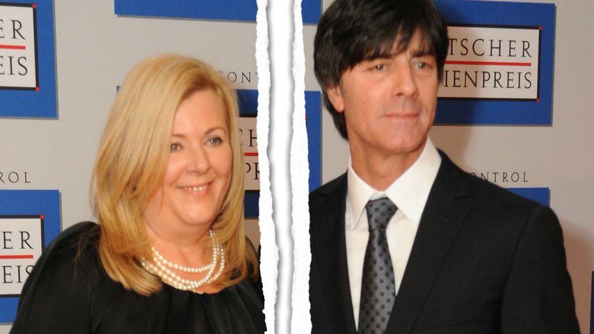Nach 30 Ehejahren: Jogi Löw und Daniela haben sich getrennt!