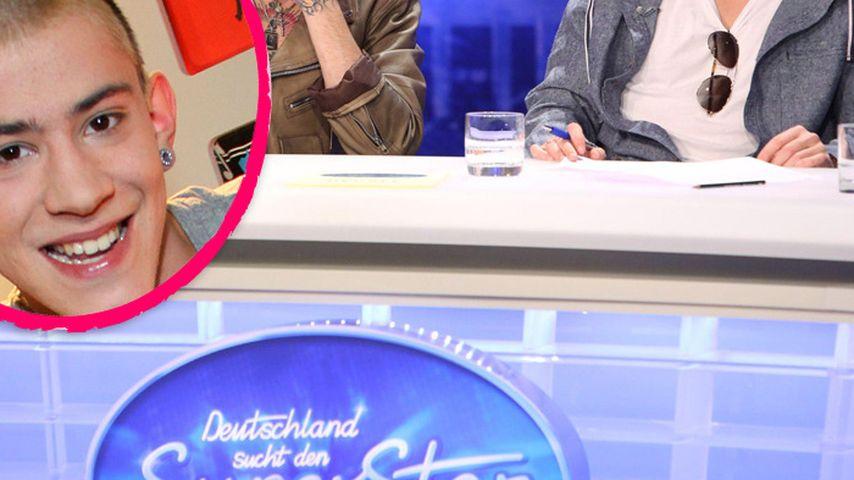 DSDS: Das denkt Daniele wirklich über Bill und Tom