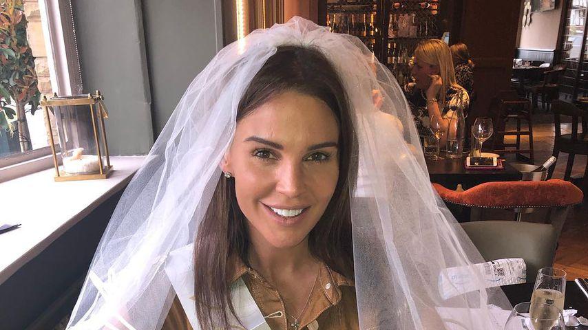 Ex-Playmate Danielle Lloyd hat still und heimlich geheiratet