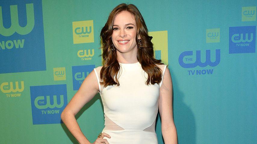 Danielle Panabaker bei der CW Network's New York 2014 Upfront Presentation