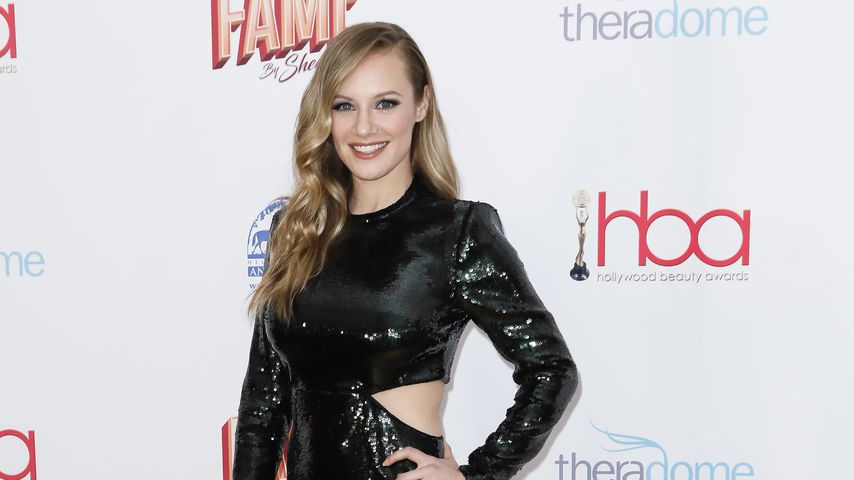 Danielle Savre bei den Hollywood Beauty Awards in Los Angeles, 2020