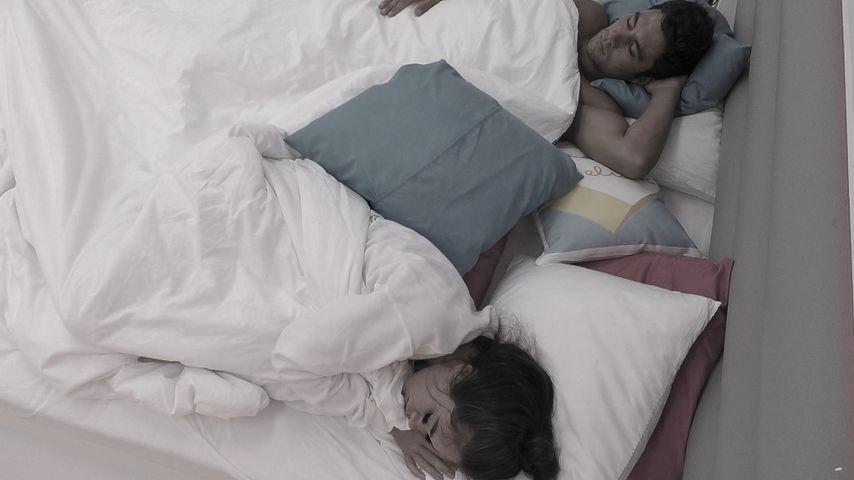 """Danilo und Melissa an Tag 18 bei """"Love Island"""""""