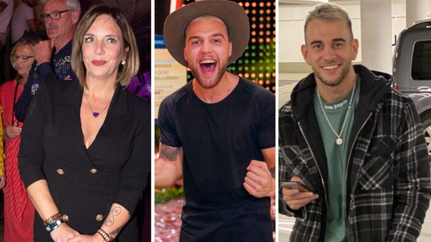 Danni, Serkan und Co.: So viel Promi-Support hatte Filip