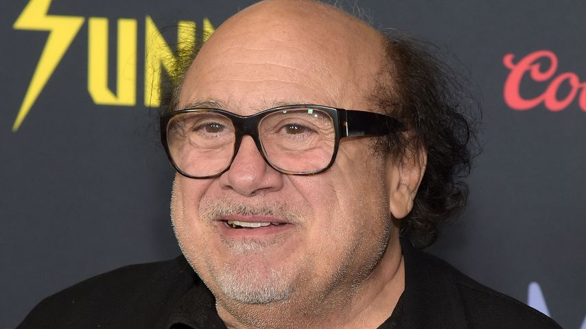 Danny DeVito bei einer Filmpremiere in Hollywood