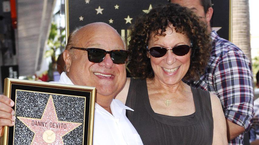 Danny DeVito: Liebes-Comeback mit Rhea Perlman?