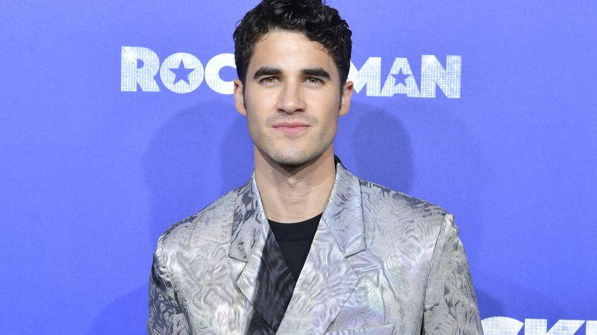 """Darren Criss bei der """"Rocketman""""-Premiere in NYC im Mai 2019"""