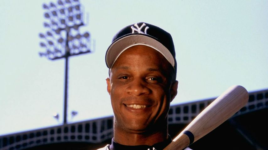 Darryl Strawberry im Jahr 1999