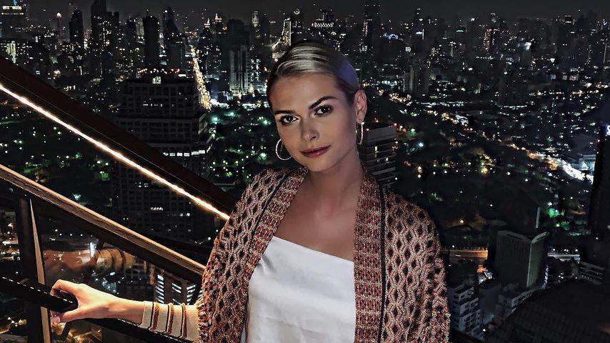 Darya Strelnikova in Bangkok