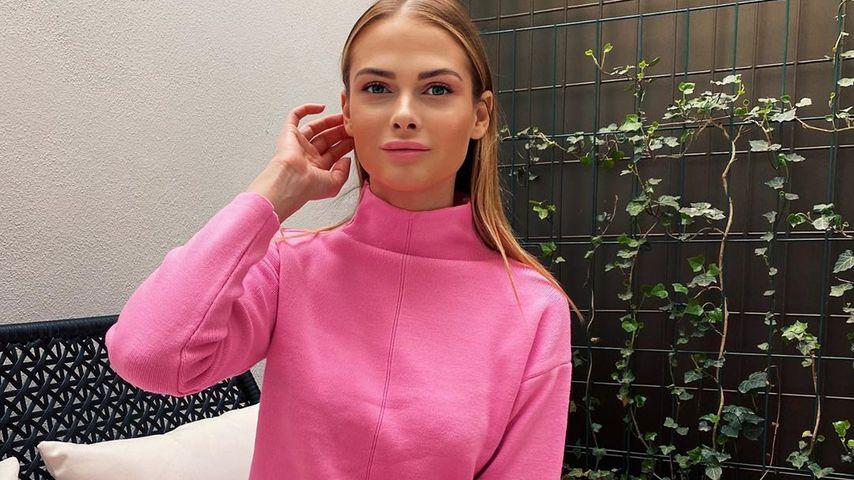 """Darya Strelnikova, ehemalige """"Germany's next Topmodel""""-Kandidatin"""