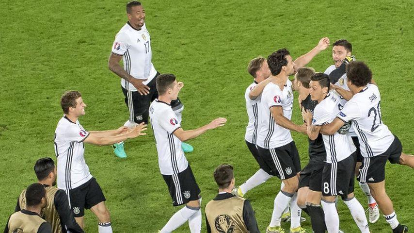 EM-Krimi: So feiern unsere DFB-Helden den Sieg gegen Italien