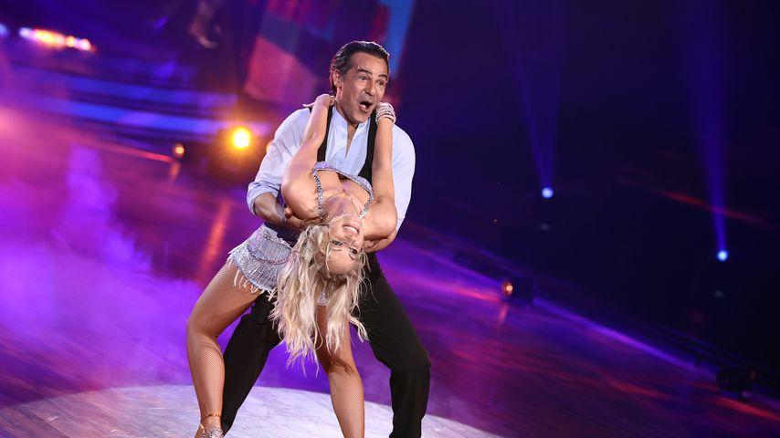 """Das """"Let's Dance""""-Paar Erol Sander und Marta Arndt"""