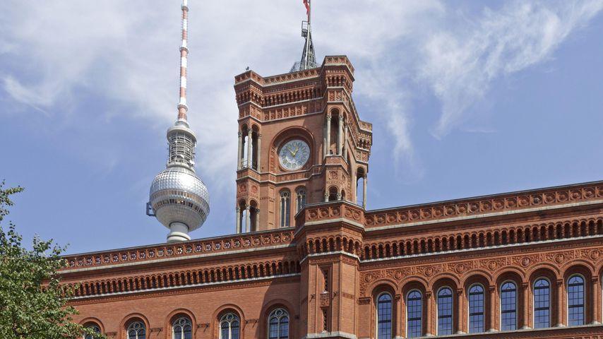 Das Rote Rathaus, Berlin