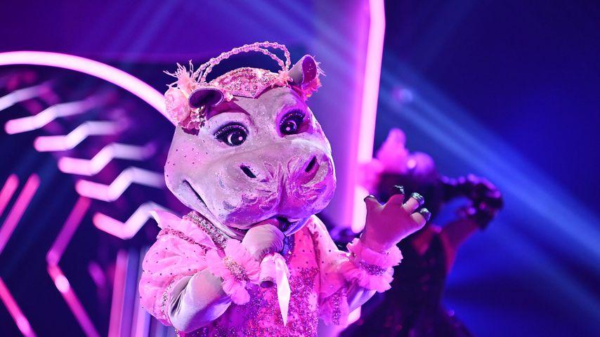 """Das """"The Masked Singer""""-Nilpferd"""