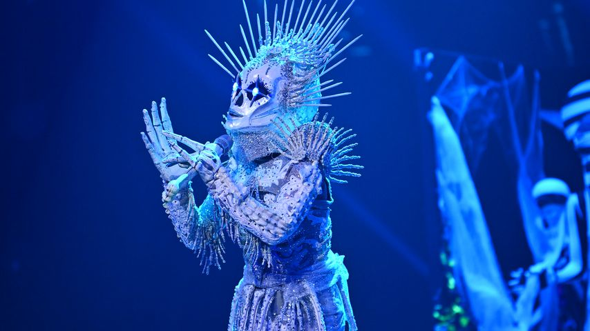 "Das ""The Masked Singer""-Skelett"