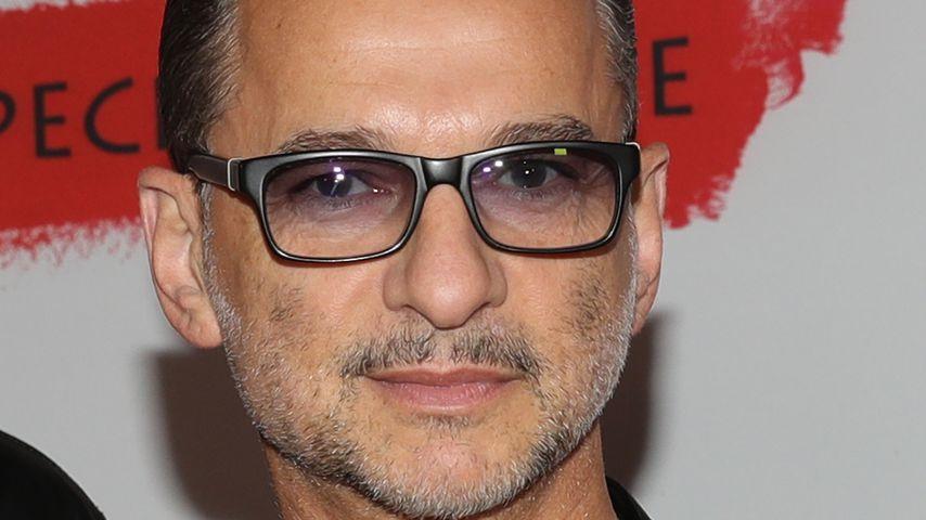 Depeche-Mode-Sänger Dave Gahan: Lieber Heroin statt Alkohol!