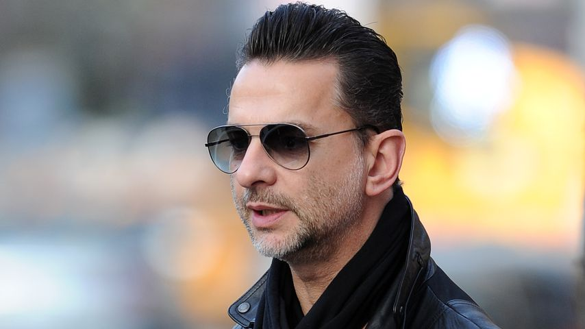 Dave Gahan in New York