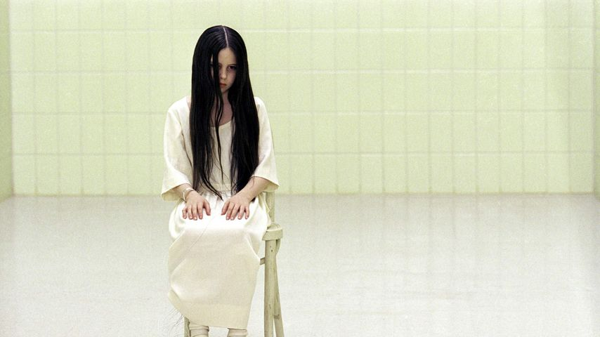 "Daveigh Chase in ""The Ring"", 2002"