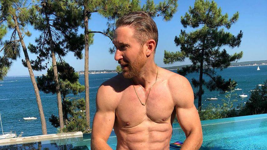 David Guetta im Juli 2020