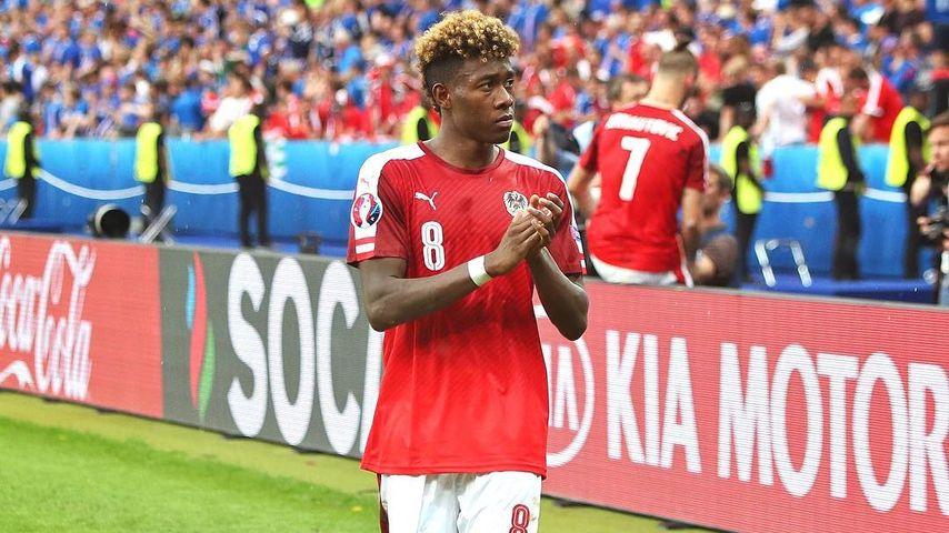 David Alaba, Fußballspieler