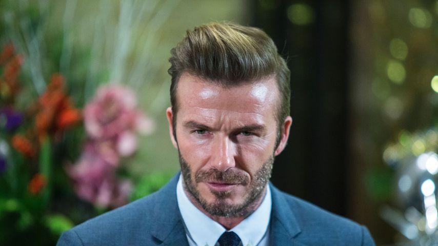 David Beckham: Rührende Worte nach dem Terror-Anschlag