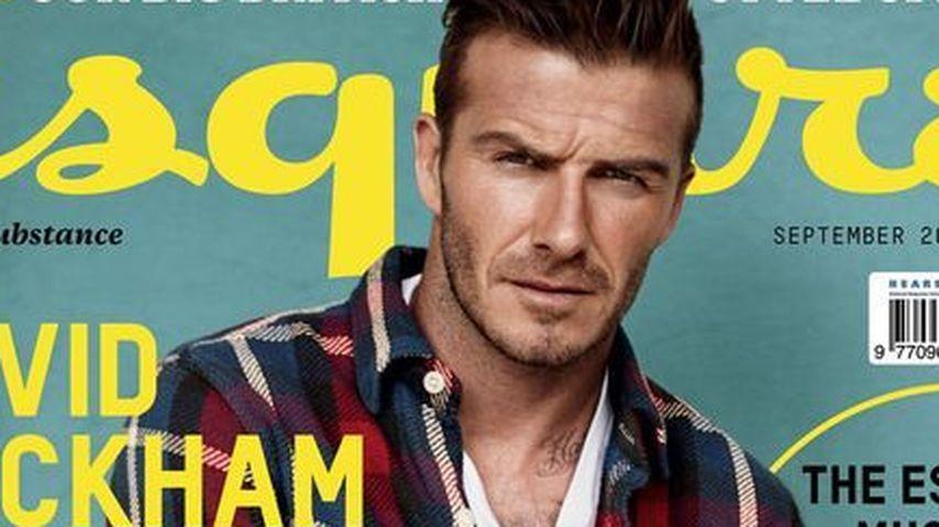 David Beckham: So will er in Erinnerung bleiben