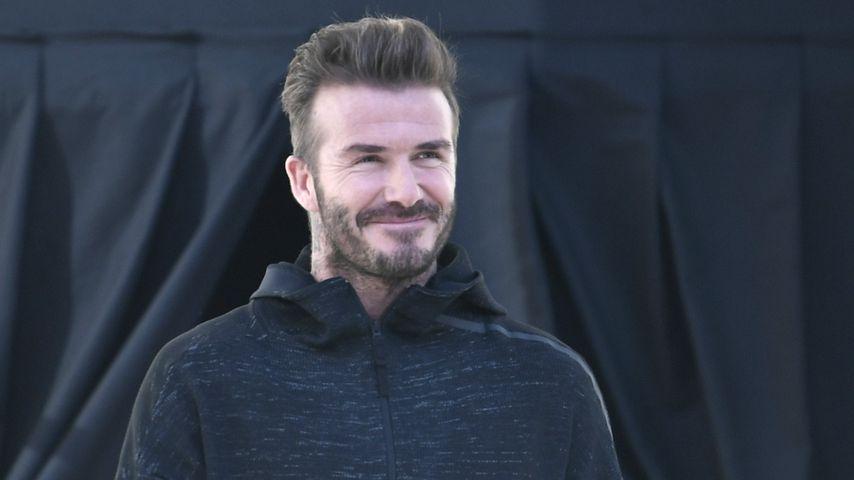 David Beckham, Star-Kicker