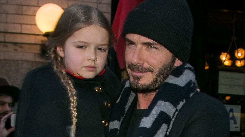 Happy Birthday Harper! Beckham-Mini wird schon 5 Jahre alt