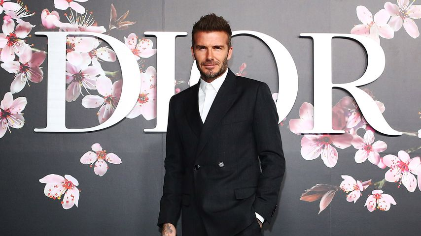 Für Vic & Harper: David Beckhams süße Valentins-Überraschung