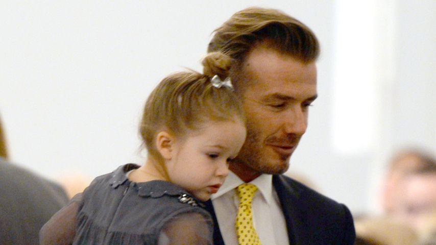 Autsch! David Beckham hatte Motorrad-Unfall
