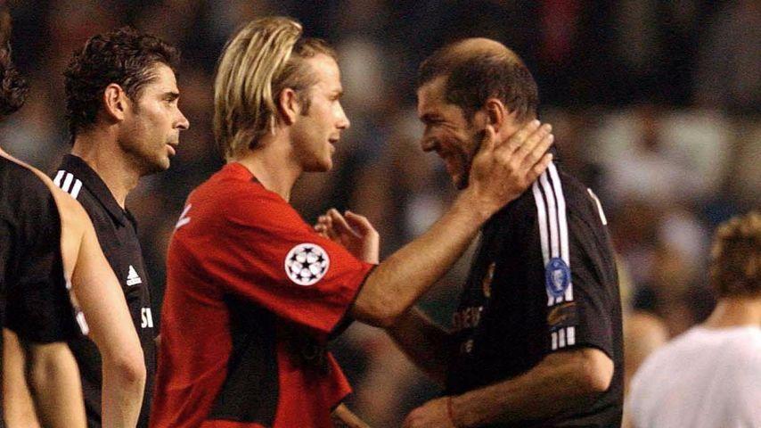 Zurück zu Manchester United: David Beckham feiert Comeback!