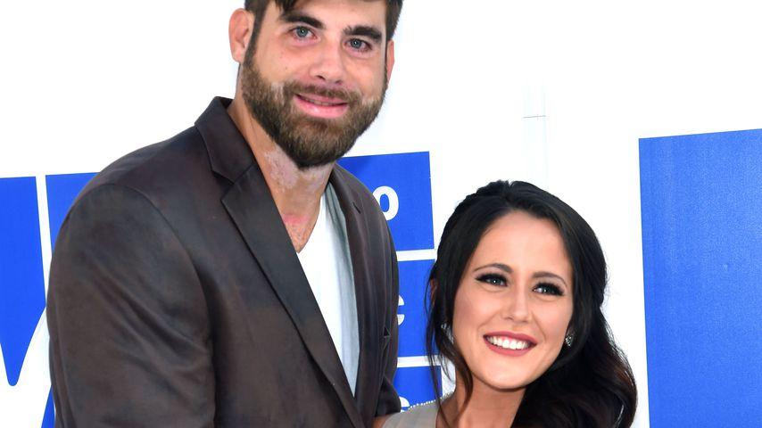 David Eason und Jenelle Evans bei den MTV Music Awards
