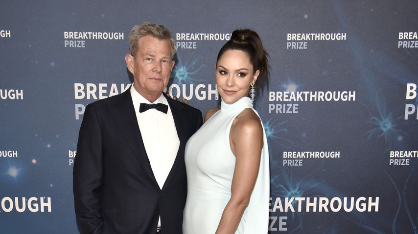 David Foster (69) und seine Katharine (35) haben geheiratet!