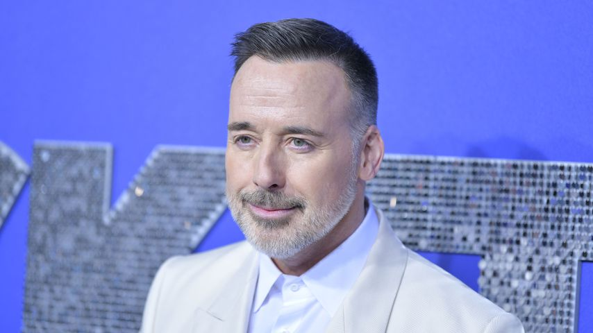 Filmproduzent David Furnish