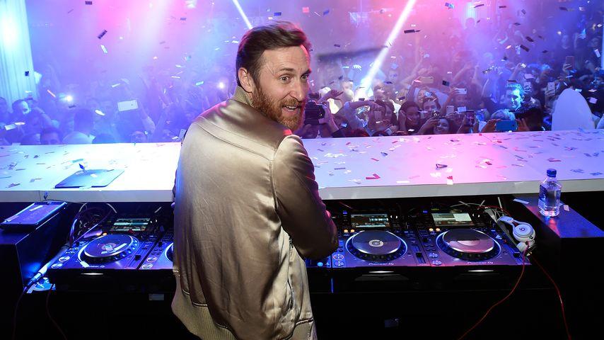 David Guetta, Party im Luxushotel Wynn, Las Vegas 2017