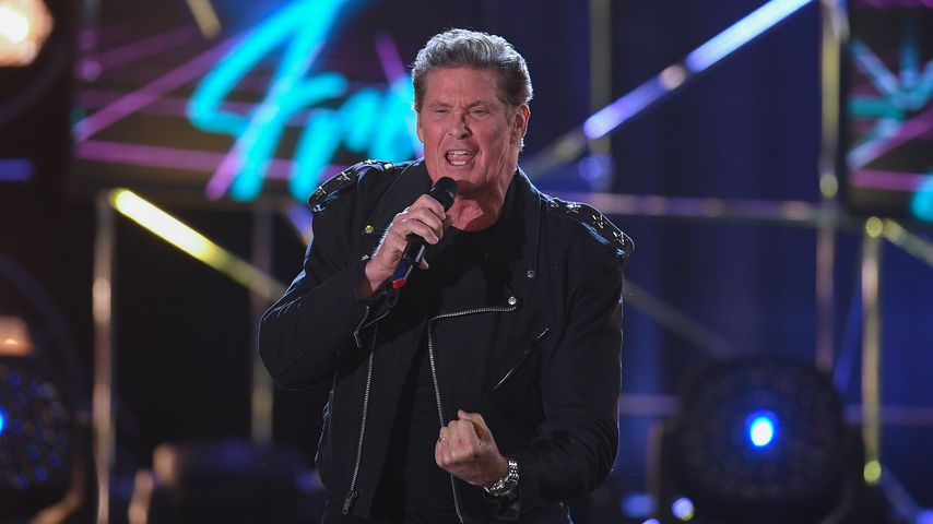Silvester-Party: David Hasselhoff 2019 am Brandenburger Tor?