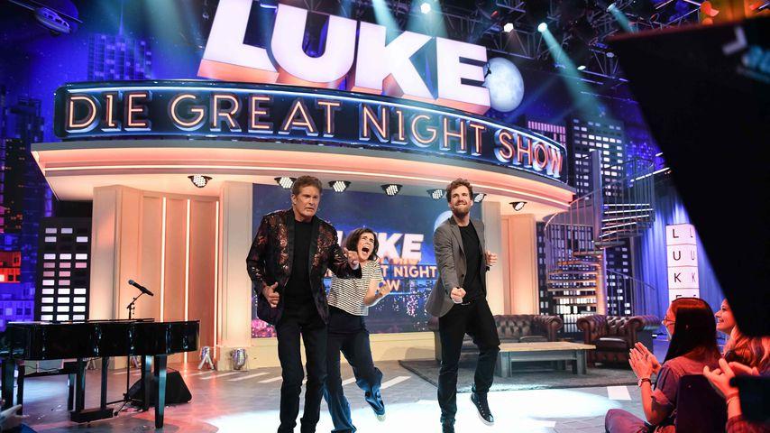 Perfekte Promo: Heute startet Luke Mockridges neue Show