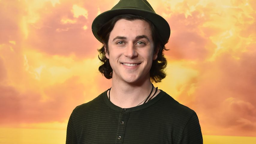 "David Henrie bei der ""Walking Dead""-Premiere in Los Angeles"