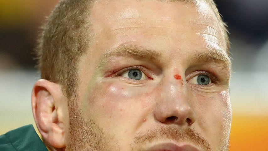 """David Pocock bei einem """"Rugby Championship""""-Spiel in Perth"""